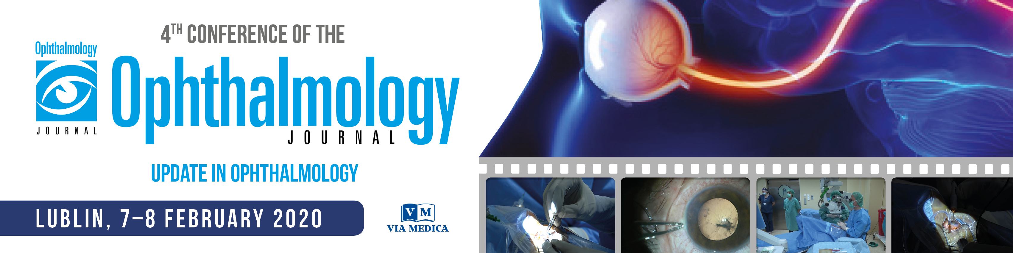 IV Konferencja Ophthalmology Journal